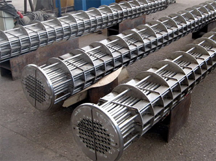 KVA Stainless Tubing for Heat Exchangers