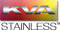 KVA STAINLESS™ Applications