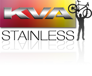 KVA STAINLESS™ Bicycles