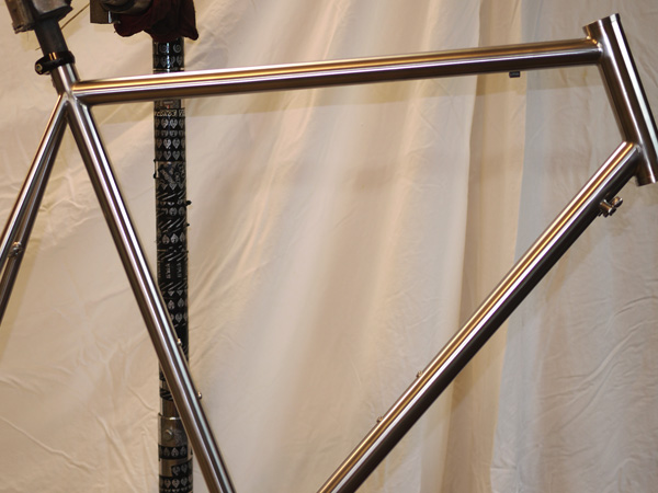 INOX Stainless Steel Bicycle Frames | KVA Stainless