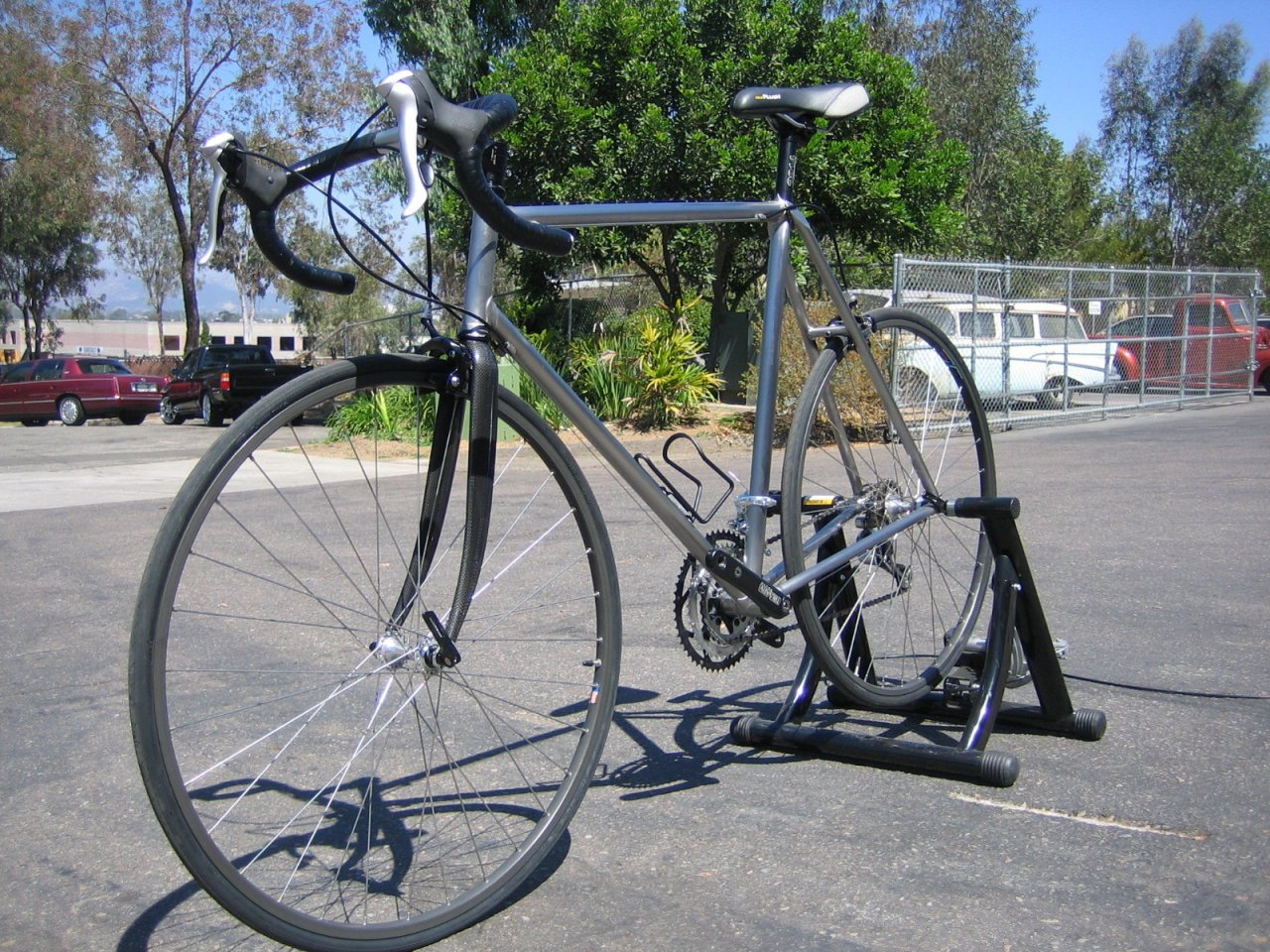 <h2><b>KVA Stainless Steel Bicycle</h2></b> - General Photos