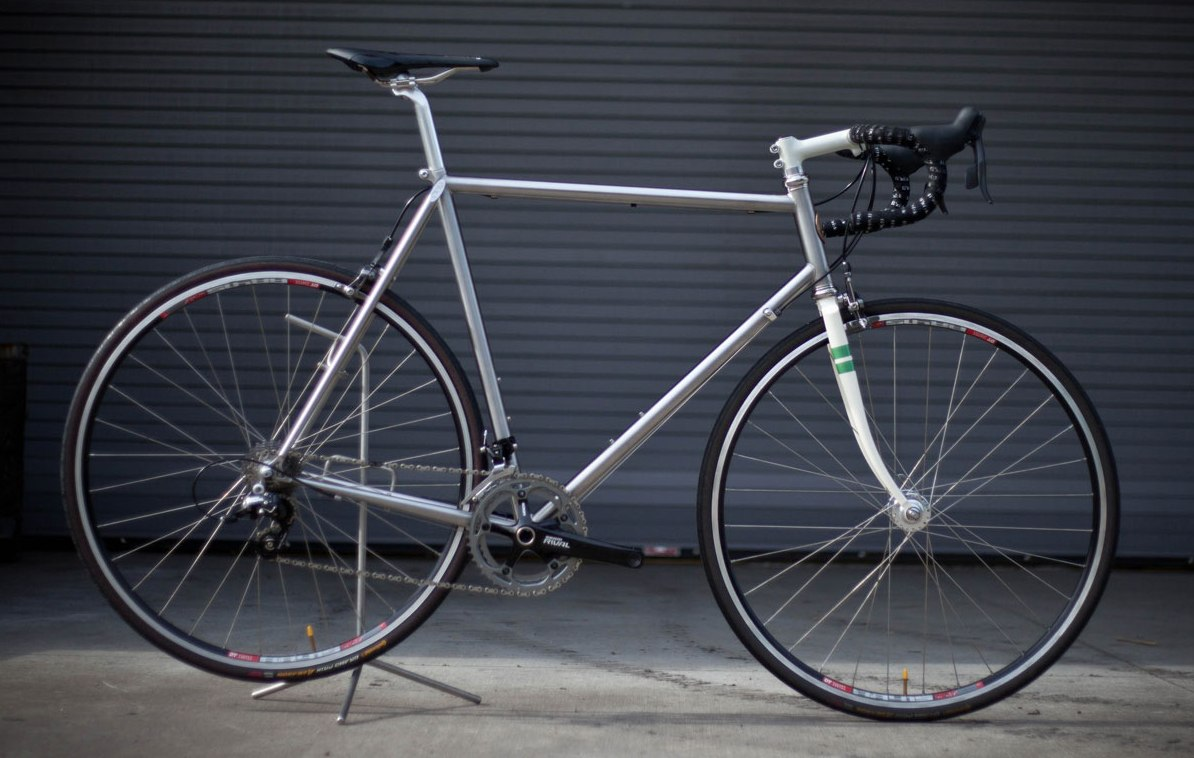 <h2><b>Chris King: Cielo Cycles</h2></b><br><b>KVA (MS2)</b> Stainless Steel Tubing<br><a href='http://cielo.chrisking.com/'>Click here to visit Chris King: Cielo Cycles</a> - General Photos