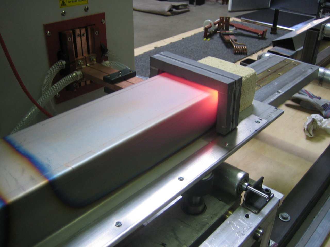 Induction Heating - General Photos
