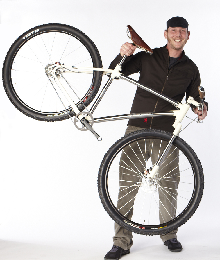 <h2><b>Cory Rosene: Rosene Hand Built Bicycles</b></h2><br> <b>Award Winner *Rookie of the Year: Mountain Bike*</b> at 2011 North American Handmade Bicycle Show (NAHBS) <br><a href='http://www.rosenebicycles.com'>Click here to visit  Rosene Hand Built Bicycles</a> - General Photos
