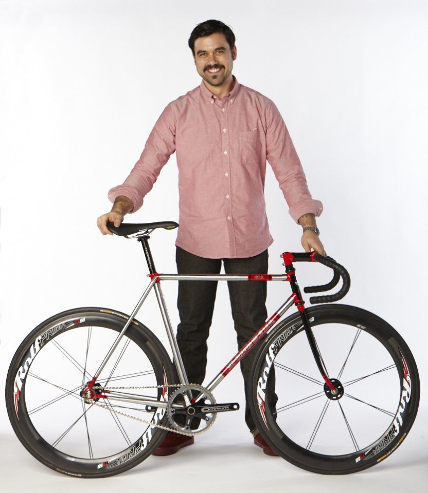 <h2><b>Six~Eleven Bicycles (Hand Built)</h2></b> <br> <b>Award Winner *Best Track*</b> at the 2011 North American Handmade Bicycle Show (NAHBS)< br><a href='http://www.sixelevenbicycleco.com'>Click here to visit Six~Eleven Bicycles</a> - General Photos